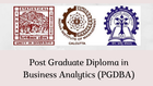 POST GRADUATE DIPLOMA IN BUSINESS ANALYTICS (PGDBA) Jointly offered by ISI, IIT Kharagpur and IIM Calcutta