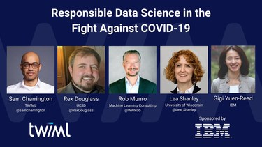 Responsible Data Science in the Fight Against COVID-19 (Coronavirus)